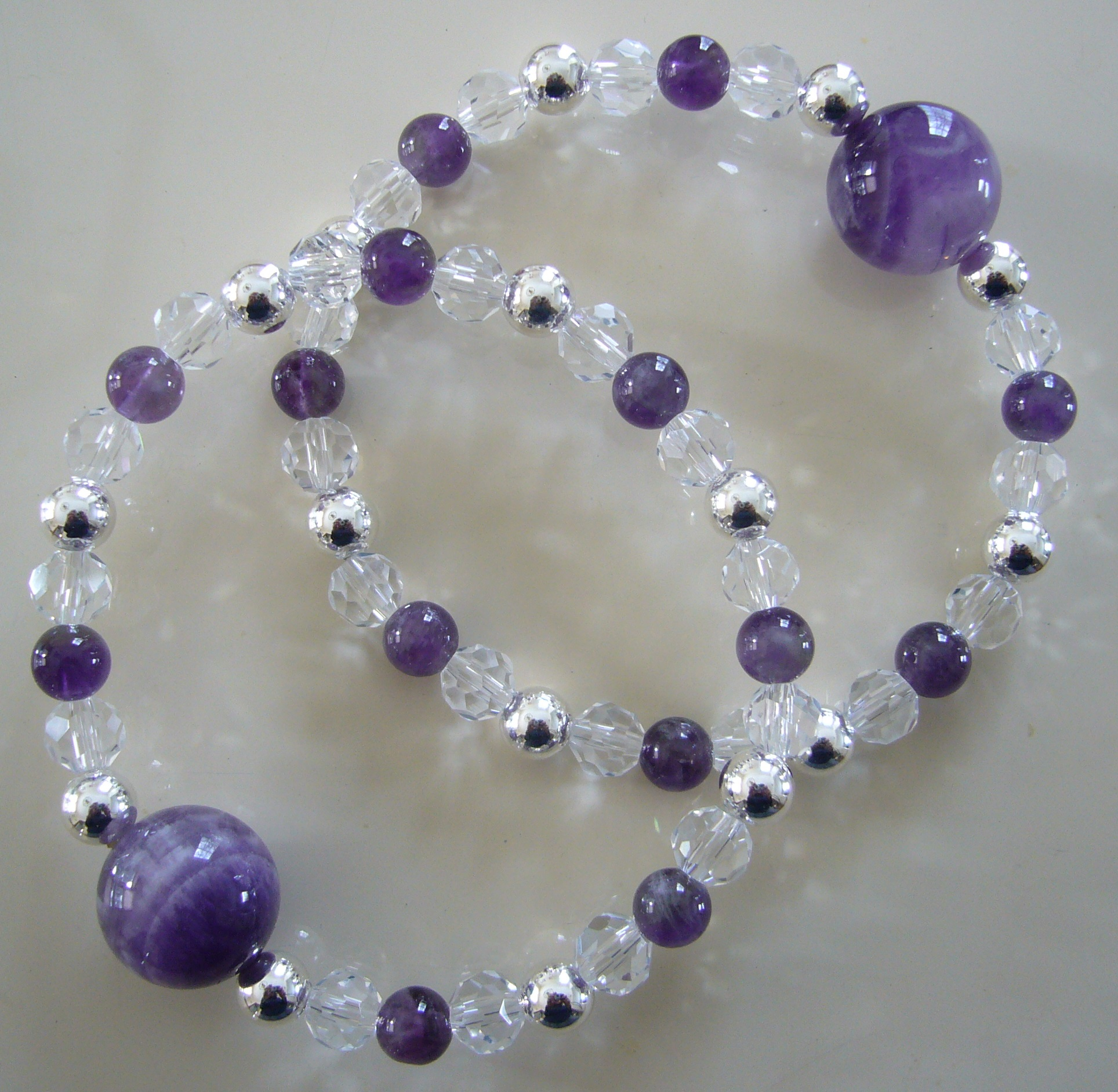 EXCLUSIVE! Amethyst & Crystals